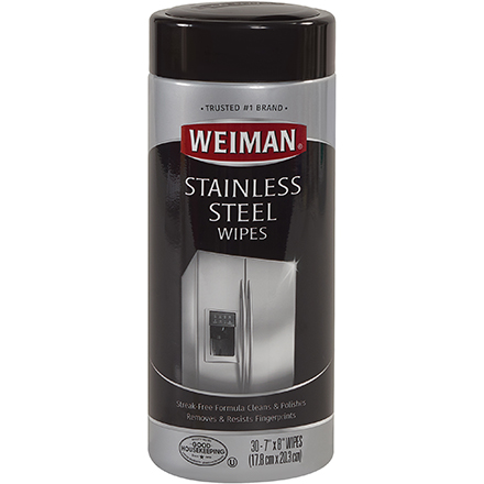 Weiman<span class='rtm'>®</span> Stainless Steel Cleaner